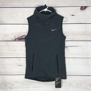 Nike Grey Aerolayer Training Vest NWT XS